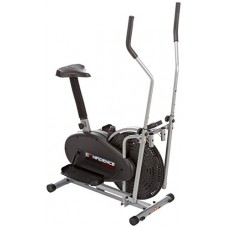 Confidence-2 in 1 Cross Trainer & Bike