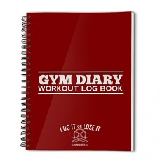 Weight Training Diary and Log Book